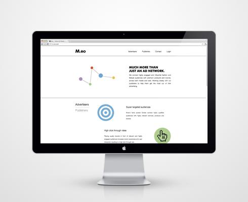 M.eo website